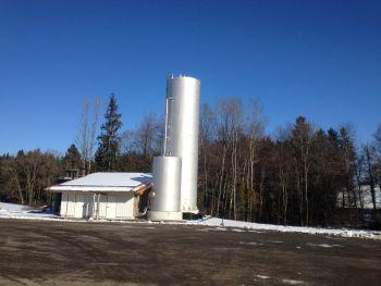 Abwasserneutralisation Meckatzer Brauerei