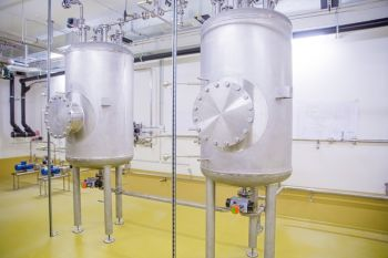 Abwassersterilisationsanlage