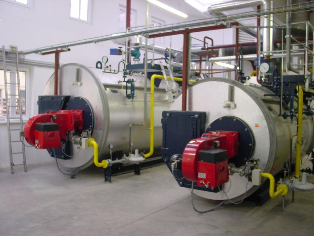 Mautner Markhof, Steam boiler plant   Edtmayer Systemtechnik GmbH