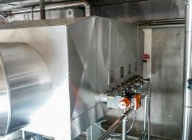 Rauchgaskondensations-Wärmetauscher