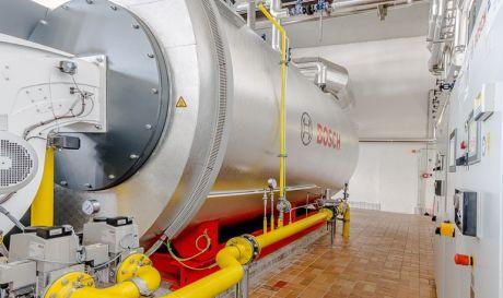Dampfkessel 14.000 kg/h