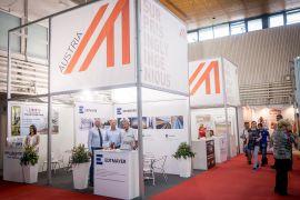 Impression of Fair in Novi Sad